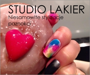 Studio Lakier - stylizacja paznokci